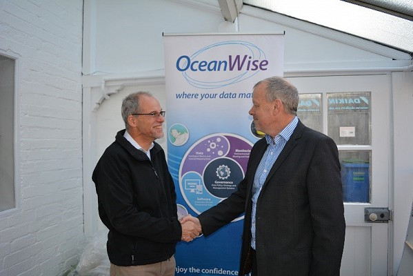 OceanWise and State 21 re-affirm their partnership